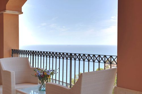 Fantastic apartment with superb panoramic sea view