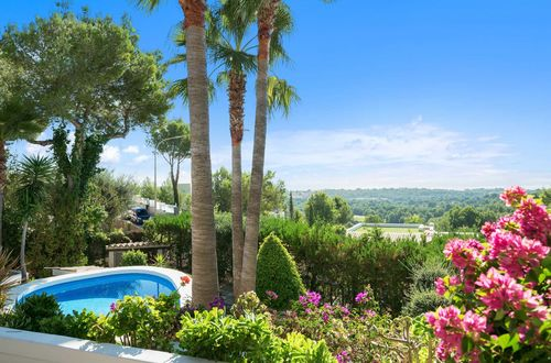 Magnificent sea view villa in sought after location in Bendinat