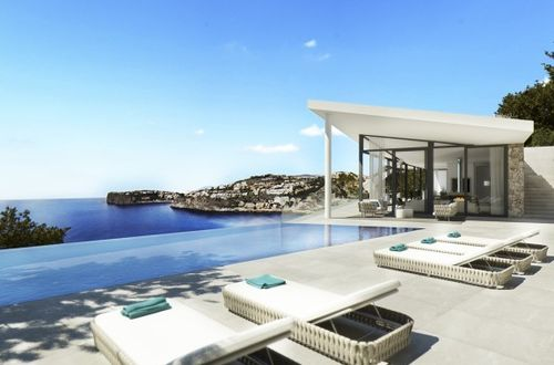 Fantastic plot for one or two villas with sea views