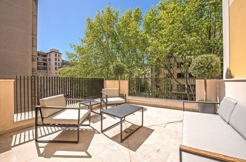 Construction project for a townhouse with roof terrace in Palma de Mallorca
