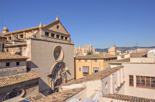 Excellent luxury penthouse in the heart of Palma with stunning views