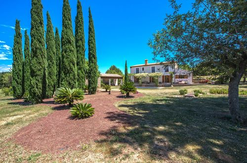 Beautiful natural stone finca in tropical setting close to Palma