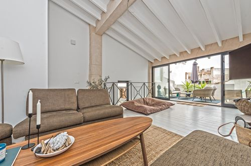 Fantastically renovated old town house in the heart of Palma