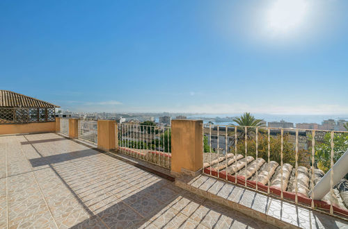 Townhouse on the top of El Terreno with spectacular panoramic views