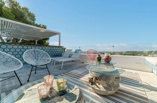 Gorgeous townhouse with fantastic sea view roof terrace