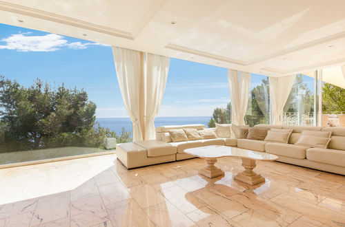Excellent villa with panoramic sea views in Canyamel