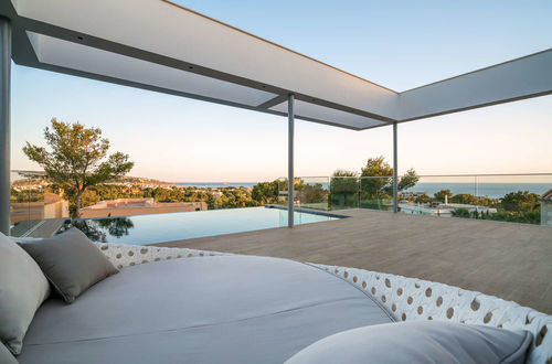Luxury villa with stunning sea views in Nova Santa Ponsa